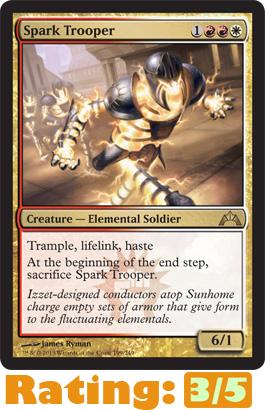 1 Spark Trooper