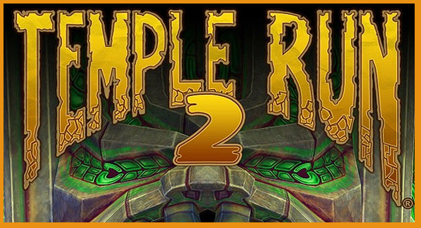 Temple Run 2 Header