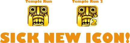 temple run Icons